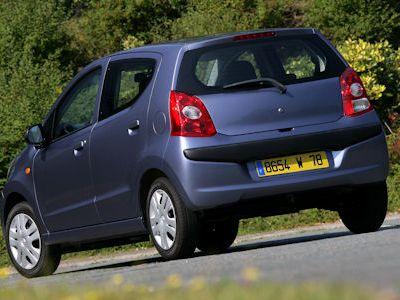 Nissan Pixo Visia Acenta Pure Drive. Optional im Angebot befinden sich für