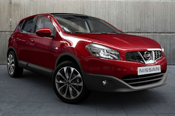 nissan qashqai facelift f r den crossover bestseller speed heads. Black Bedroom Furniture Sets. Home Design Ideas