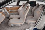 Nissan Terra Concept Kompakt SUV Brennstoffzelle Wasserstoff Elektromotor 4x4 Allrad Modern Toughness Tablet PC Interieur Innenraum