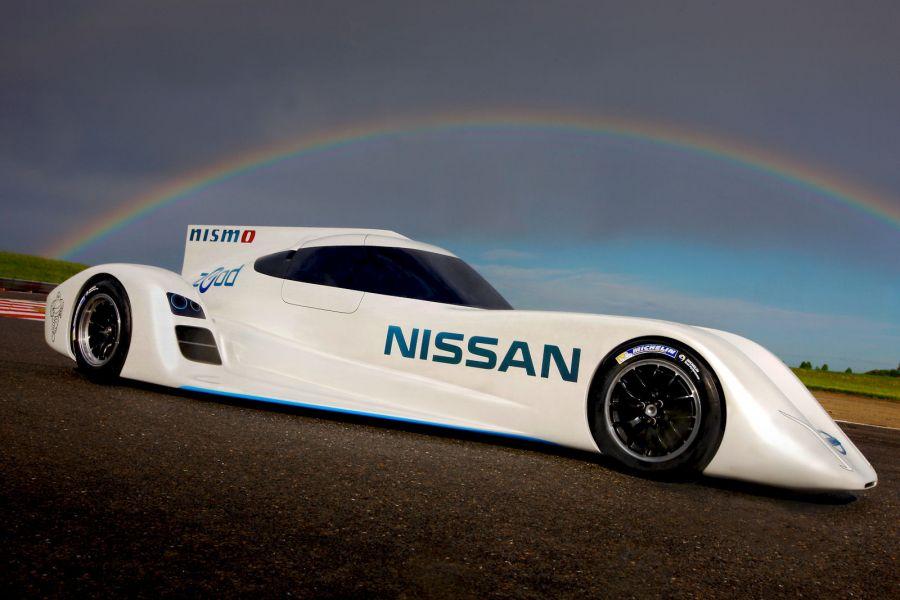 Nissan ZEOD RC: Mit über 300 km/h der schnellste Elektro-Rennwagen ...