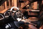 Anderson Germany Audi Q7 6.0 V12 TDI Diesel SUV Innenraum Interieur Cockpit Carbon