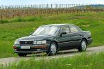 lexus ls 400 ucf10 1993 test 1 million kilometer luxus limousine 4.0 v8 probefahrt fahrbericht review verdict front seite