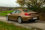 Noelle Motors BMW 650i xDrive Gran Coupe F06 4.4 V8 TwinPower Turbo viertüriges Coupe Tuning Leistungssteigerung Heck Seite