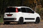Novitec Fiat Panda Zweizylinder TwinAir Powerjet Multijet Turbo Diesel Powerrail N10 Heck Seite Ansicht