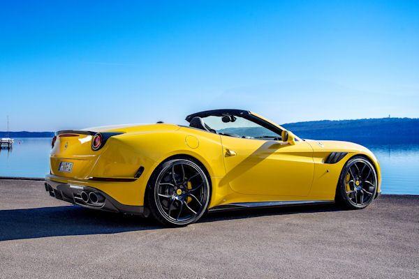 Novitec Rosso Ferrari California T Stärker Tiefer Und Noch Schneller Speed Heads