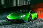 Novitec Torado Lamborghini Huracan LP 640-4 Spyder Spider Cabrio 5.2 V10 Kompressor Tuning Leistungssteigerung Carbon Aerodynamik Tieferlegung Gewindefahrwerk Rad Felge NL1 Auspuffanlage Sportabgasanlage Inconel Front