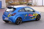 dbilas dynamic Opel Corsa OPC 1.6 Turbo Opel Performance Center Heck Seite Ansicht