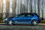 OCT Tuning VW Volkswagen Golf VII 7 R Leistungssteigerung 2.0 Turbo 4MOTION Allrad Seite