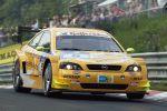Opel Astra Coupé 5 24 Stunden Rennen Nürburgring Nordschleife 2003 Manuel Reuter Timo Scheider Marcel Tiemann Volker Strycek