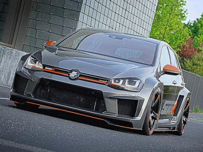 Oettinger VW Volkswagen Golf R500 2.5 TFSI Fünfzylinder Allrad ATS Tuning Leistungssteigerung