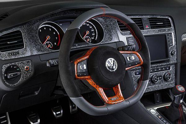 Oettinger VW Volkswagen Golf R500 2.5 TFSI Fünfzylinder Allrad ATS Tuning Leistungssteigerung Interieur Innenraum Cockpit