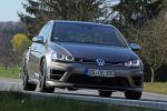 Oettinger VW Volkswagen Golf VII 7 R Tuning 2.0 Turbo 4MOTION Allrad Racing Front