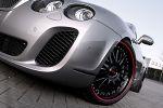 Bentley Continental Supersports Cabrio 6.0 W12 C-Sport LowMaXX Front Ansicht