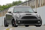 OK-Chiptuning Mini John Cooper Works JCW R56 1.6 Turbo Tuning Leistungssteigerung ATS DTC Superlight Black Edition Rad Felge Akrapovic Evoltion Abgasanlage Wagner Competition Ladeluftkühler Bilstein B14 Front
