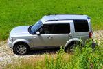 land rover discovery test - 3.0 tdv6 hse diesel suv offroader geländewagen disco terrain response seite ansicht