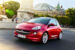 Opel Adam 1.0 SIDI Dreizylinder Turbo Kleinstwagen Stadtflitzer Cityflitzer Jam Glam Slam Front Seite
