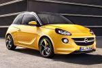 Opel Adam Junior Kleinstwagen 1.2 1.4 Jam Glam Slam Smartphone Infotainment Front Seite Ansicht