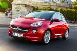 Opel Adam 1.0 Ecotec Direct Injection Turbo Dreizylinder Kleinstwagen Front Seite