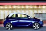 Opel Adam Junior Kleinstwagen 1.2 1.4 Jam Glam Slam Smartphone Infotainment Seite Ansicht
