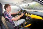 Opel Adam Junior Kleinstwagen 1.2 1.4 Jam Glam Slam Smartphone Infotainment Interieur Innenraum Cockpit