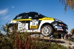 Opel Adam Cup Rallye Rennwagen 1.6 Saugmotor Opel Rallye Cup Sprung Jump