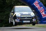 Opel Adam Cup Rallye Rennwagen 1.6 Saugmotor Opel Rallye Cup Front