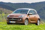Opel Adam LPG 1.4 ecoFlex Flüssiggas Liquefied Petroleum Gas Kleinstwagen Jam Glam Slam Front Seite