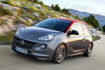 Opel Adam S Sportler Rennsemmel 1.4 Turbo Kleinstwagen Lifestyle Flitzer IntelliLink Infotainment App Siri Eyes Free Front Seite