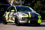 Opel Adam Vale for Charity Valentino Rossi Aldo Drudi Kleinstwagen Front Seite