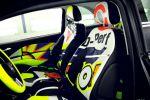 Opel Adam Vale for Charity Valentino Rossi Aldo Drudi Kleinstwagen Interieur Innenraum Cockpit
