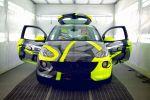 Opel Adam Vale for Charity Valentino Rossi Aldo Drudi Kleinstwagen Front