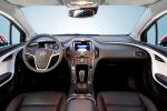 Opel Ampera Elektro Auto EV Electric Vehicle Interieur Innenraum Cockpit