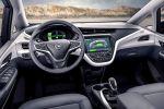 Opel Ampera-e 2017 Elektroauto E-Auto technische Daten Reichweite Stromer Laden Drive Low Regen on Demand Rekuperation IntelliLink Infotainment Smartphone App WLAN Internet Interieur Innenraum Cockpit