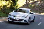 Opel Astra GTC 1.6 Ecotec Turbo Overboost 200 PS IntelliLink Infotainment Smartphone Konnektivität Front
