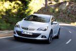 Opel Astra GTC 1.6 Ecotec Turbo 136 PS IntelliLink Infotainment Smartphone Konnektivität Front