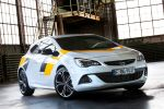 Opel Astra GTC Motorsport Paket OPC Line Active Innovation 1.6 EcoTec Turbo Front Seite