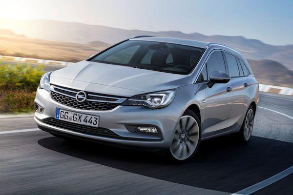 Opel Astra K Sports Tourer 2016 Jetzt Mit Noch Mehr Platz