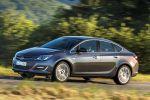 Opel Astra Limousine 2014 1.6 CDTI Flüster Diesel Front Seite