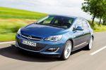 Opel Astra 2014 1.6 CDTI Flüster Diesel IntelliLink Infotainment Smartphone Navi Front