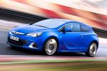 Opel Astra OPC Opel Performance Center 2.0 Turbo HiPerStrut FlexRide Organoblech Front Seite Ansicht