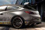 Opel Astra OPC Extreme Opel Performance Center Straßenversion Rennwagen Carbon Sportwagen Heck