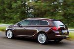 Opel Astra Sports Tourer 2014 1.6 CDTI Flüster Diesel Heck Seite
