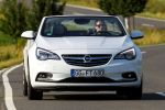 Opel Cascada 1.6 SIDI Turbo Cabrio Stoffverdeck Viersitzer HiPerStrut Sportversion Front
