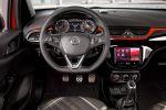 Opel Corsa 1.4 Turbo 150 PS 2015 Kleinwagen OPC Line Turbo Plus Paket Interieur Innenraum Cockpit