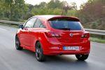 Opel Corsa 1.4 Turbo 150 PS 2015 Kleinwagen OPC Line Turbo Plus Paket Heck Seite