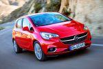 Opel Corsa E 2015 1.0 Ecotec Dreizylinder Turbo Benziner CDTI Diesel Kleinwagen IntelliLink Smartphone App Front
