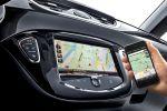 Opel Corsa E 2015 1.0 Ecotec Dreizylinder Turbo Benziner CDTI Diesel Kleinwagen IntelliLink Smartphone App Interieur Innenraum Cockpit Touchscreen