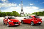 Opel Corsa E 2015 1.0 Ecotec Dreizylinder Turbo Benziner CDTI Diesel Kleinwagen Easytronic IntelliLink Smartphone App Front Seite Heck