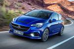 Opel Corsa OPC 2015 1.6 Turbo ECOTEC Performance Paket Hot Hatch Rennsemmel FDS Sportfahrwerk IntelliLink Smartphone App Front Seite