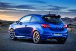Opel Corsa OPC 2015 1.6 Turbo ECOTEC Performance Paket Hot Hatch Rennsemmel FDS Sportfahrwerk IntelliLink Smartphone App Heck Seite